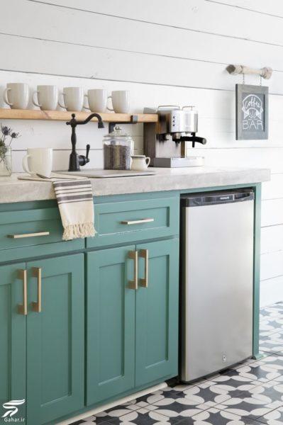 564121 Gahar ir e1571780593219 ایده های نو برای دکوراسیون مدرن آشپزخانه
