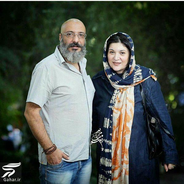 608956 Gahar ir بازیگرانی که با هم ازدواج کردند + عکس
