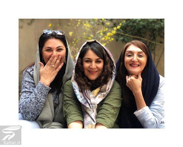 636778 Gahar ir عکسی از تولد خواهران اسکندری در کنار برادرشان
