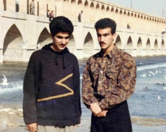 854894 Gahar ir عکسهای کودکی و جوانی بازیگران و چهره های معروف سیاسی ورزشی