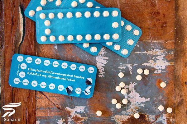 028938 Gahar ir عوارض قرص های ضد بارداری که دانستن آنها ضروری است