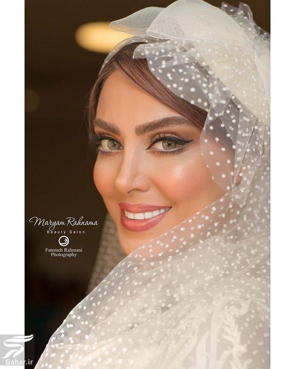 060381 Gahar ir عکسهای دیدنی از عروسی نیلوفر شهیدی به همراه همسرش