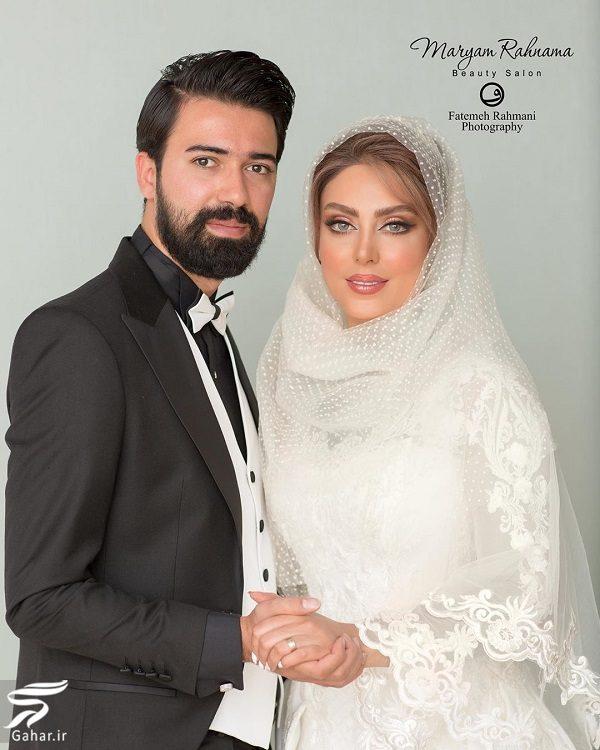 089159 Gahar ir عکسهای دیدنی از عروسی نیلوفر شهیدی به همراه همسرش