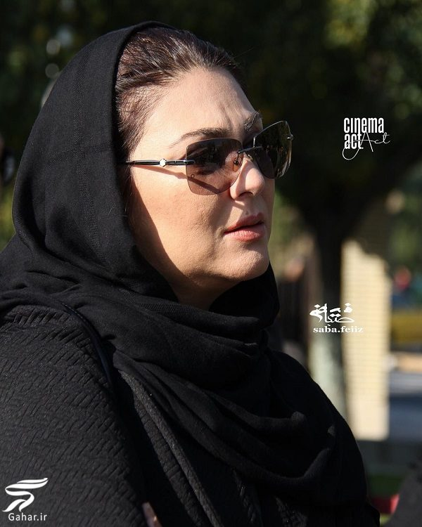 عکسهای بازیگران در مراسم تشییع مجید اوجی, جدید 1400 -گهر
