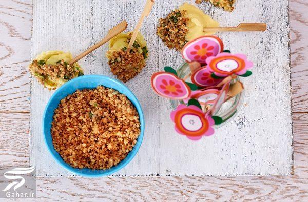 384208 Gahar ir تزیین غذا کودکان و بچه ها با انواع خوراکی ها