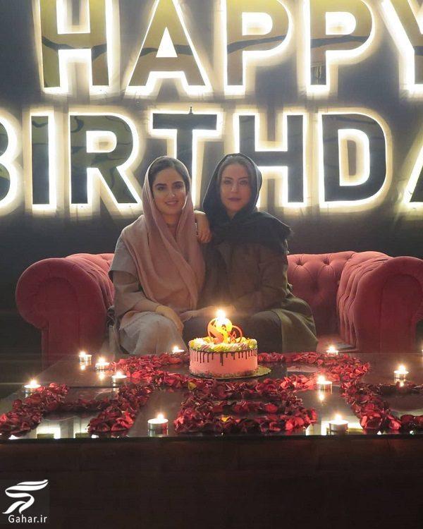 408607 Gahar ir عکسهای جشن تولد مادر هانیه غلامی