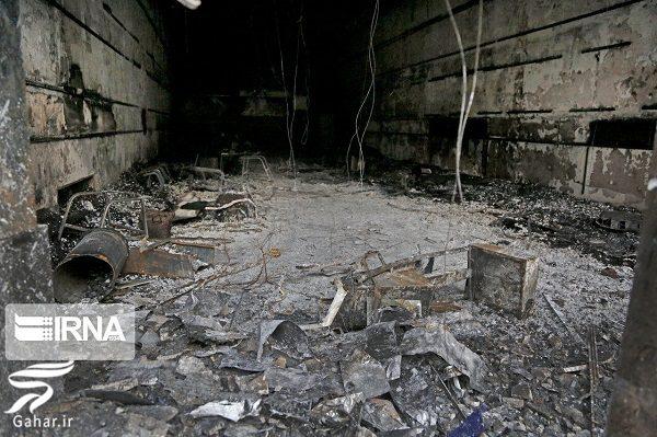 753443 Gahar ir تصاویری از تخریب اموال عمومی توسط معترضین