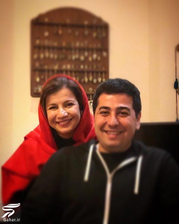 927395 Gahar ir عکس جدید دو بازیگر زی زی گولو کنار هم بعد از 25 سال