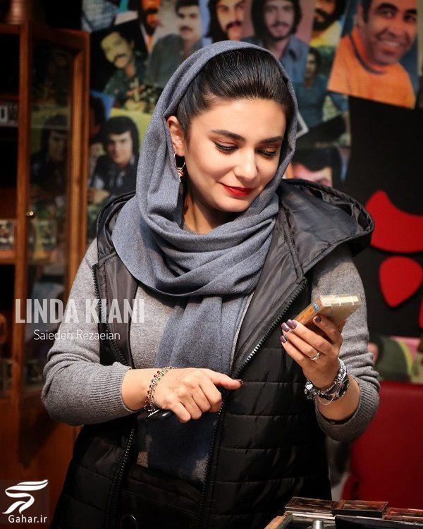002189 Gahar ir عکسهای لیندا کیانی در اکران خصوصی مطرب