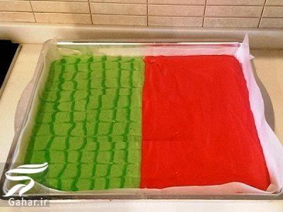 طرز تهیه رولت هندوانه مخصوص شب یلدا, جدید 99 -گهر