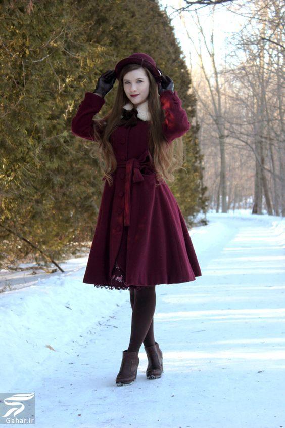 تیپ های زمستانی زنانه ۲۰۲۰ / ۲۸ عکس, جدید 1400 -گهر