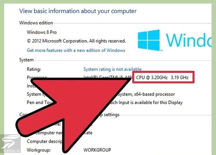 245176 Gahar ir تشخیص سرعت CPU در ویندوز ، مک ، لینوکس و دیگر سیستم های عامل