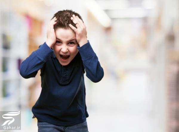 299289 Gahar ir شناخت نشانه های اضطراب در کودکان
