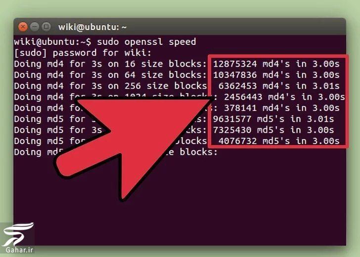 371486 Gahar ir تشخیص سرعت CPU در ویندوز ، مک ، لینوکس و دیگر سیستم های عامل
