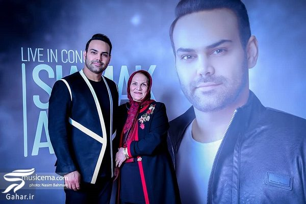 377682 Gahar ir تیپ متفاوت بازیگران در کنسرت سیامک عباسی / تصاویر