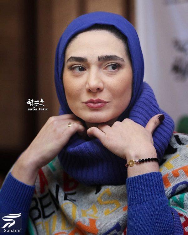 ظاهر متفاوت مینا وحید در جشنواره ملی تئاتر آرخه / ۵ عکس, جدید 1400 -گهر