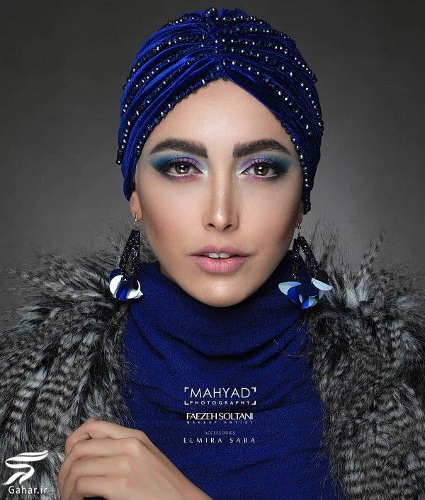 451084 Gahar ir عکسهای آتلیه ای ساناز طاری بازیگر فوق لیسانسه ها