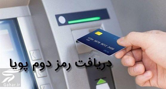 481059 Gahar ir رمز پویا یا رمز دوم یکبار مصرف چیست + آموزش دریافت رمز برای هر بانک