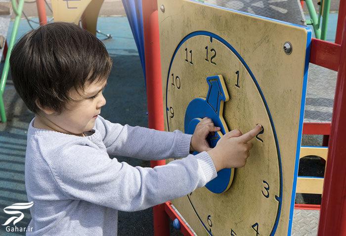 515207 Gahar ir روش های آموزشی مفهوم زمان برای کودکان