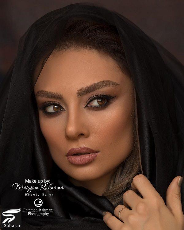 566323 Gahar ir عکسهای آتلیه ای یکتا ناصر با میکاپ متفاوت