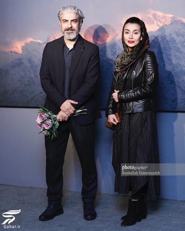 عکسهای خاطره حاتمی در نمایشگاه مهدی پاکدل, جدید 1400 -گهر