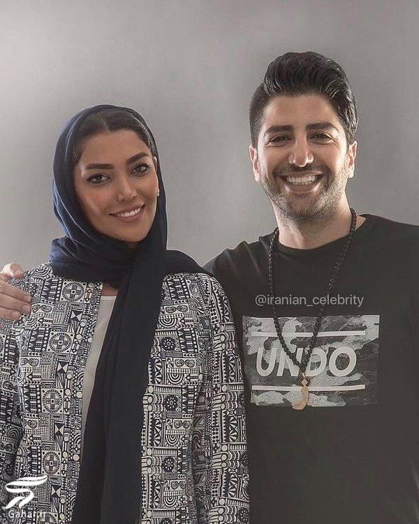 عکسهای زانیار خسروی و همسرش, جدید 1400 -گهر