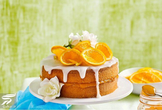 دستور پخت کیک پرتقال خوش طعم و عطر, جدید 99 -گهر