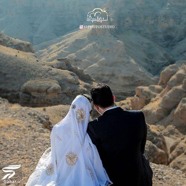 689969 Gahar ir عکسهای عروسی سوگل طهماسبی با لباس بختیاری