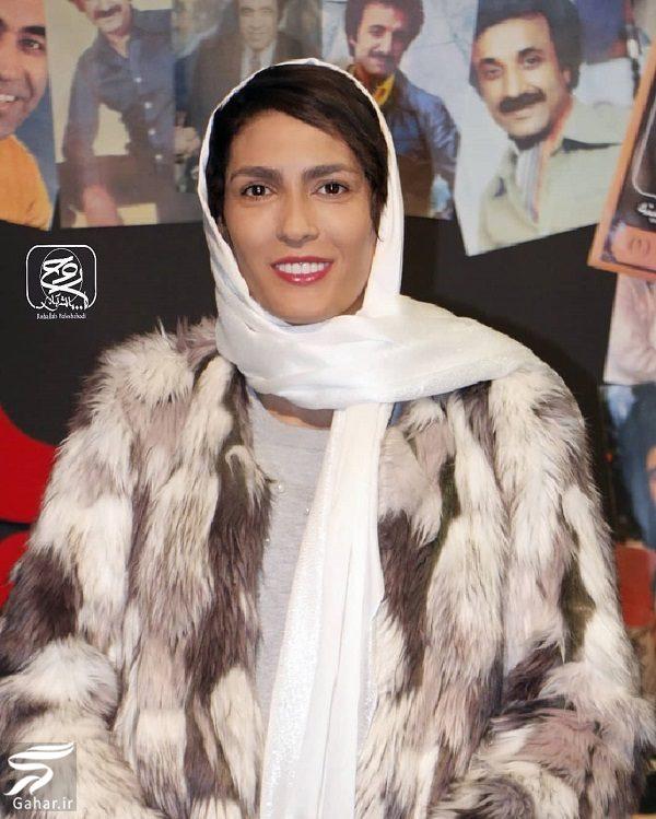 706249 Gahar ir عکسهایی متفاوت از خواهران منصوریان در اکران مطرب