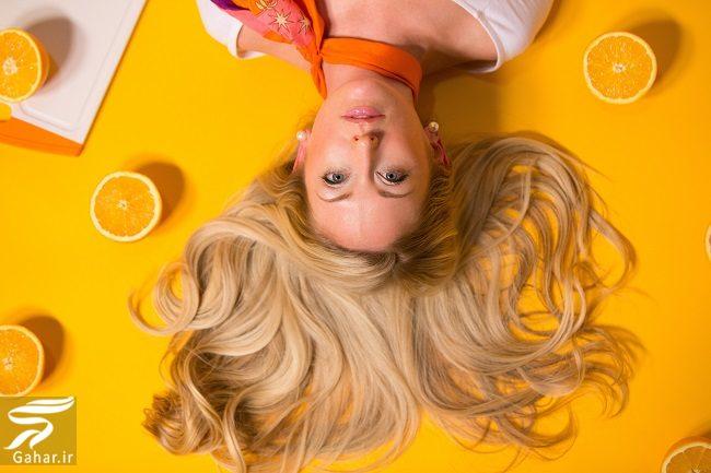 نکاتی برای داشتن موهای بلند و خوش حالت, جدید 99 -گهر