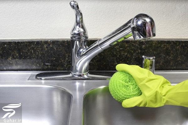 شوینده های طبیعی برای تمیز کردن خانه, جدید 1400 -گهر