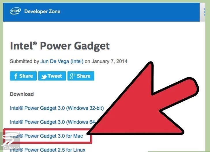 960305 Gahar ir تشخیص سرعت CPU در ویندوز ، مک ، لینوکس و دیگر سیستم های عامل