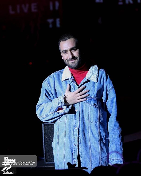 141537 Gahar ir عکسهای بازیگران در کنسرت بنیامین بهادری دی 98