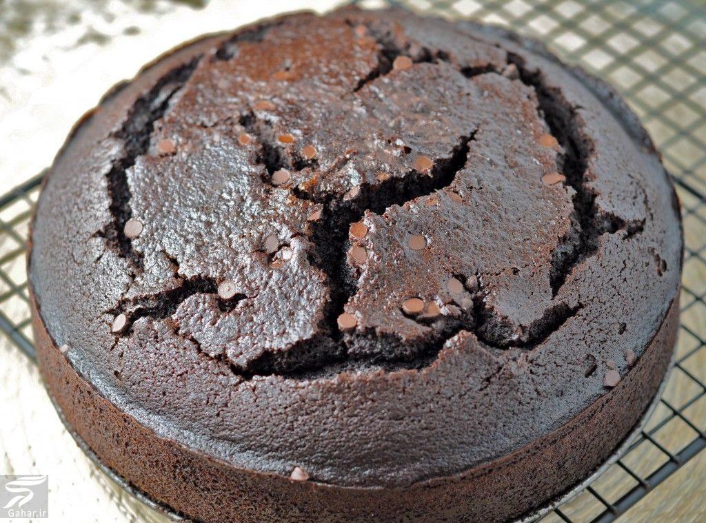 387673 Gahar ir دلایل مختلف خراب شدن کیک