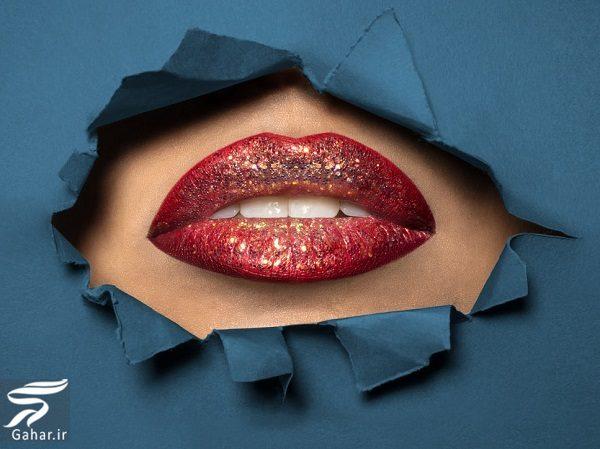 457027 Gahar ir روشهای طبیعی برای مراقبت از لب های زیبا