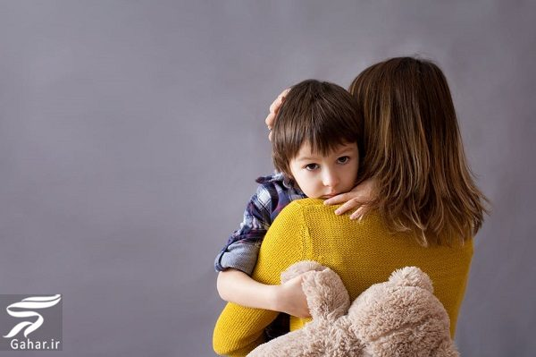 460016 Gahar ir روش های کاهش وابستگی کودک به مادر