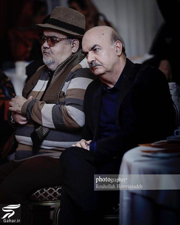 عکسهای بازیگران در سیزدهمین جشن منتقدان سینما, جدید 1400 -گهر