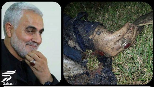 شهادت سردار سلیمانی در بغداد تایید شد + فیلم, جدید 99 -گهر