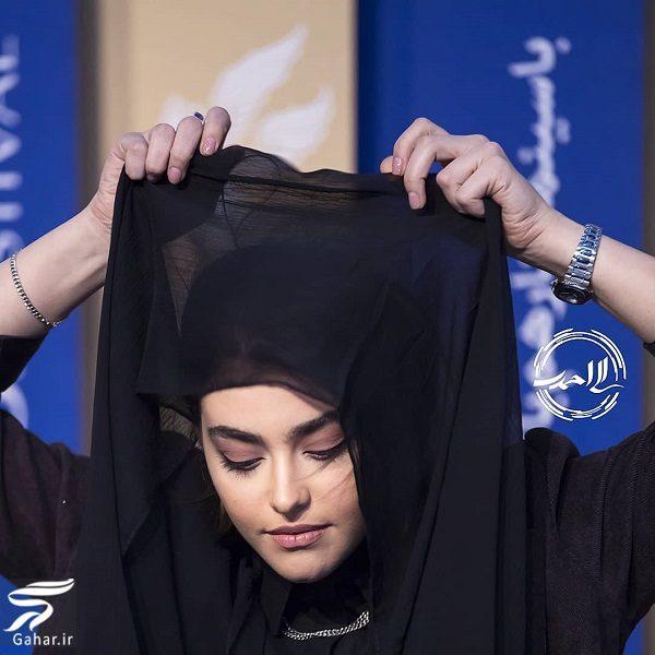 084168 Gahar ir عکسهای ریحانه پارسا در جشنواره فجر 98