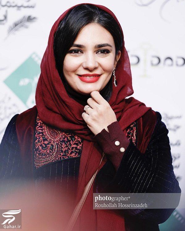 116857 Gahar ir عکسهای جدید لیندا کیانی در جشن منتقدان سینما
