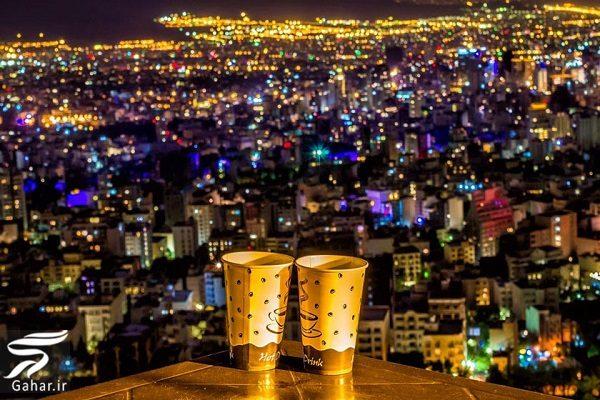 137286 Gahar ir تماشای پایتخت از زاویه ای دیگر در بام تهران