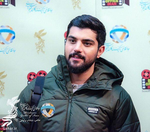 293730 Gahar ir عکسهای بازیگران در روز چهارم جشنواره فجر 38