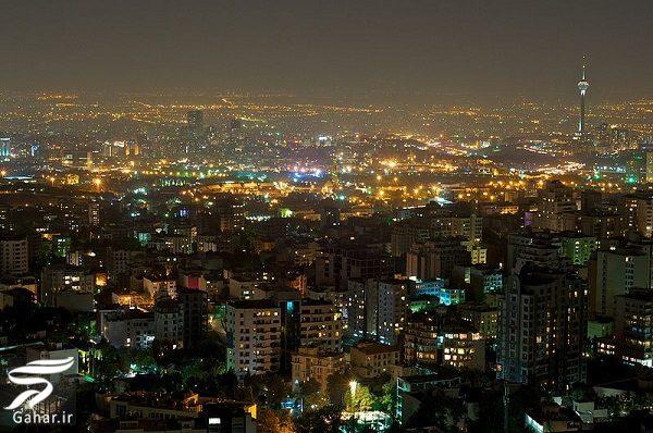 353614 Gahar ir تماشای پایتخت از زاویه ای دیگر در بام تهران