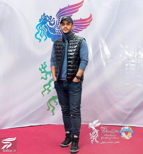 460002 Gahar ir عکسهای بازیگران در روز ششم جشنواره فجر 98