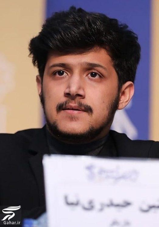 503972 Gahar ir عکسهای بازیگران در روز ششم جشنواره فجر 98