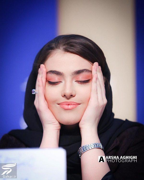 عکسهای ریحانه پارسا در جشنواره فجر ۹۸, جدید 1400 -گهر