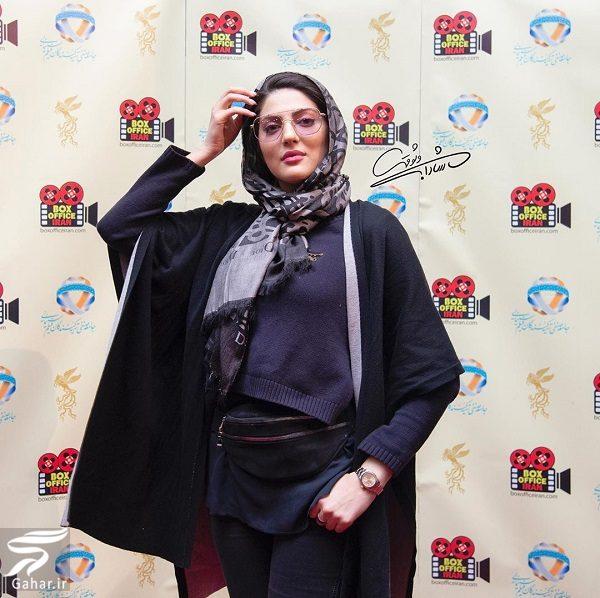 664073 Gahar ir عکسهای بازیگران در روز چهارم جشنواره فجر 38