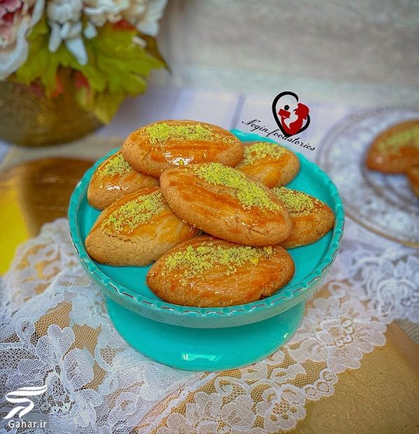 679091 Gahar ir دستور پخت شیرینی شکر پاره