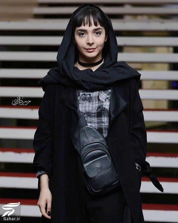 738830 Gahar ir عکسهای المیرا دهقانی در جشنواره فجر 38