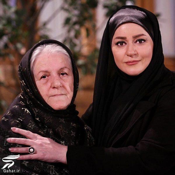 760755 Gahar ir عکسهای دیدنی بازیگران و مادرانشان در روز مادر